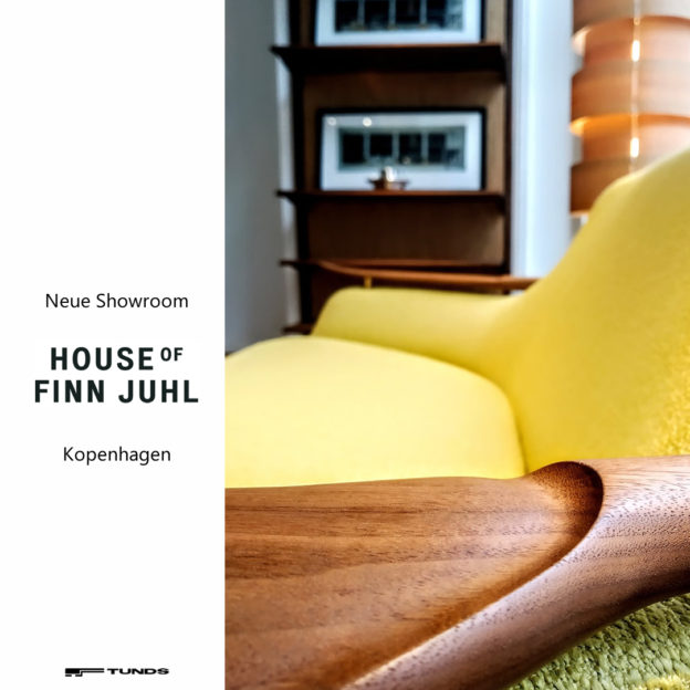 Neue Showroom - HOUSE of FINN JUHL